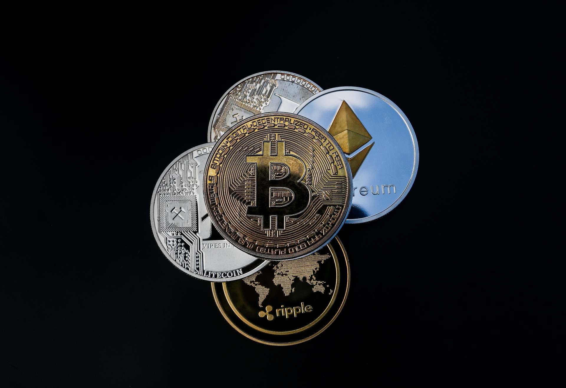 De public key maakt transacties mogelijk